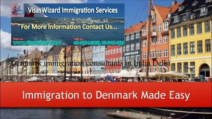 Denmark immigration consultant in India Delhi